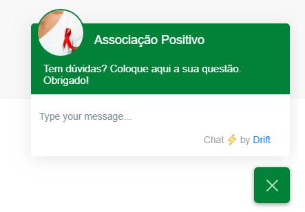 NOVIDADE: Atendimento personalizado via chat