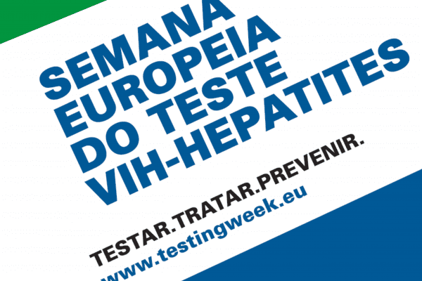 Semana Europeia do Teste ao VIH e as Hepatites